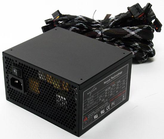 75a - Nexus lança sua nova fonte NX-5000 R3.