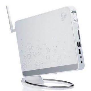 Asus EeeBox - Asus EeeBox EB1501: Atom dual e Windows 7.