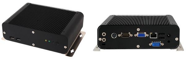 DFI ES951 01 - DFI apresenta sistema integrado com Atom