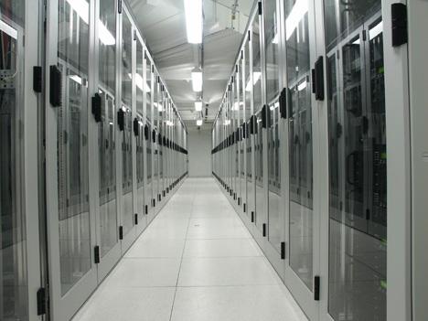 Data Center - HP inaugura novo datacenter em Alphaville