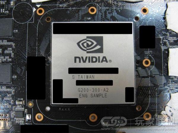 GT200 - NVIDIA se enfrenta a uma total escassez de produtos GT200.