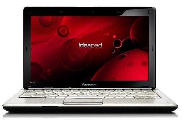 IdeaPad U150 - Lenovo revela as características da IdeaPad Ou150.