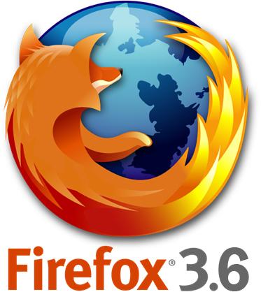 MozillaFirefox3 6 - Firefox 3.6 será mais rápido do que Firefox 3.5