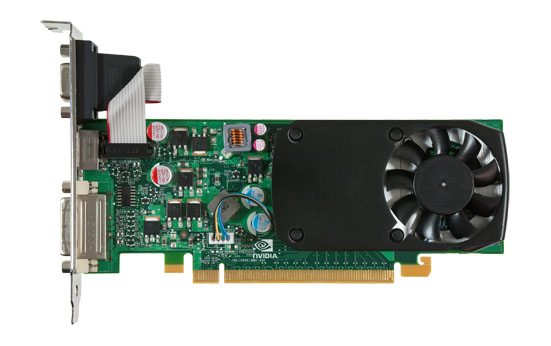 Nvidia GeForce GT 220 02 - GeForce GT 210 e GT 220 para a próxima semana