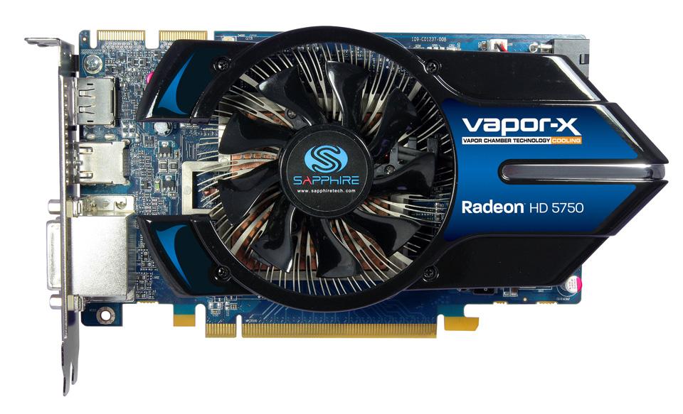 Sapphire HD 5750 Vapor X 1 GB 2 - Imagens da Sapphire HD 5750 Vapor-X 1 GB