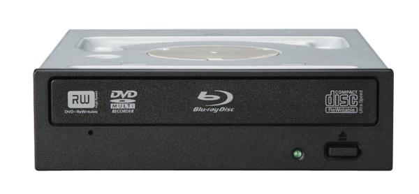 bdr 205 high - Pioneer BDR-205: A primera gravadora do mundo a 12x