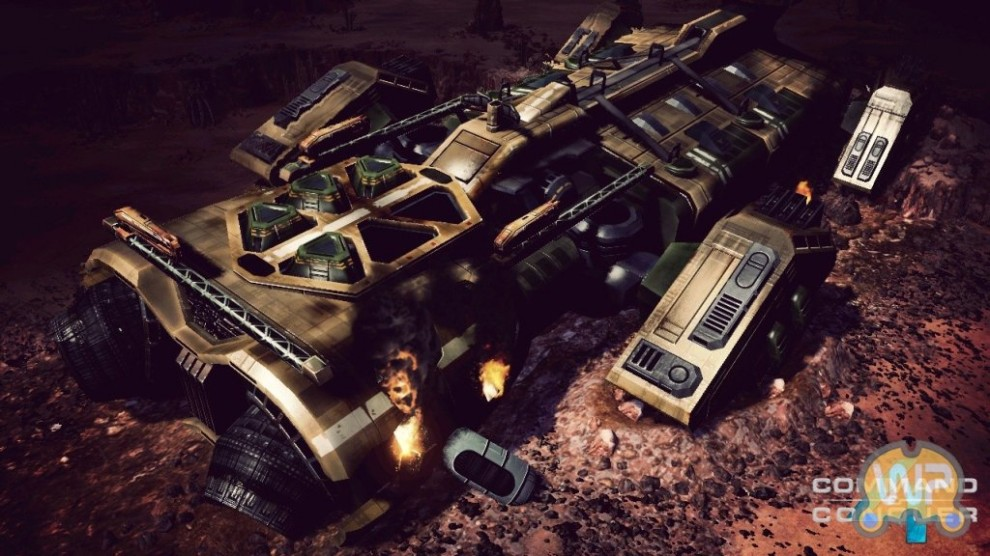 commandandconquer4 04 990x556 - Novas screenshots do novo Command & Conquer 4