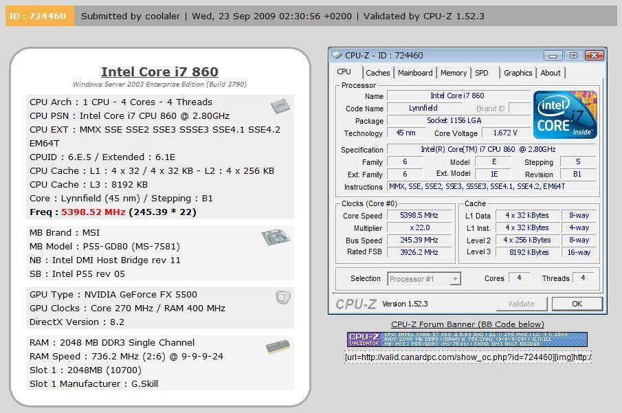 image3big - Core i7-860 com overlock a 5,39 GHz