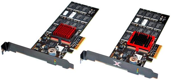 ioxtreme ssds - Fusion-io ioXtreme e Pro, SSD por PCI-Express