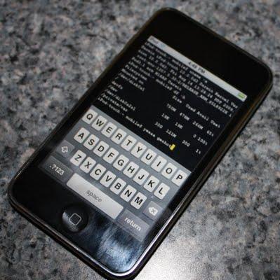 ipt3 jailbroken - Ferramenta blackra1n destrava iPod e iPhone pelo Windows
