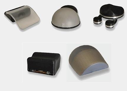 prototipos - Microsoft apresenta protótipos mouse multitáctil