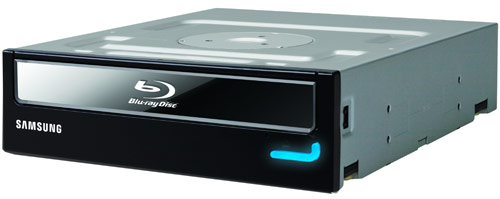 samsung bd drive 1 - Novo Samsung SH-B083 lê discos Blu-ray e grava DVDs