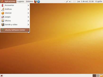 """ubuntukarmic beta 6 - Ubuntu 9.10 """"Karmic Koala"""" Beta"""
