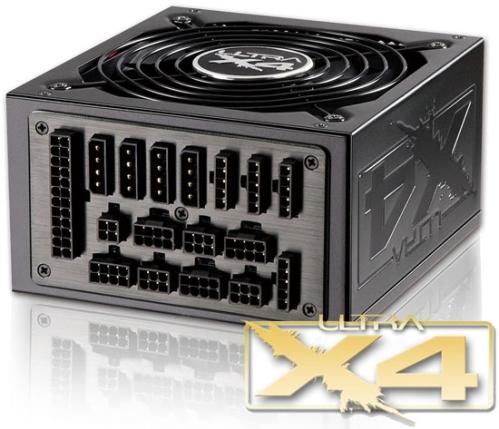 ultra x4psu 1 - Ultra X4: 1600W de puro poder
