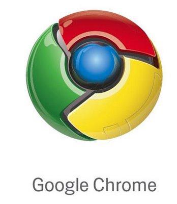 Google Chrome logo - Google libera versão beta do Chrome 4