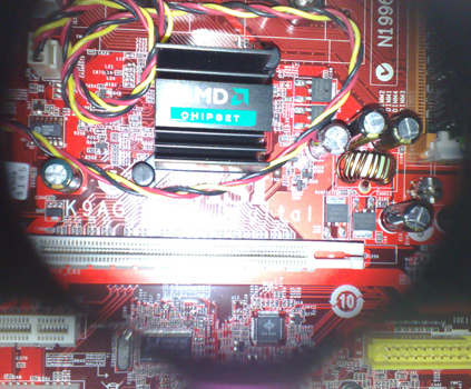 amd chipset - AMD 890GX para maio de 2010
