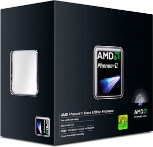 amd phenom II - AMD lança Phenom II X4 965 BE de 125W