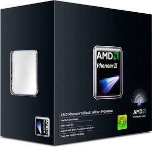 AMD lança Phenom II X4 965 BE de 125W