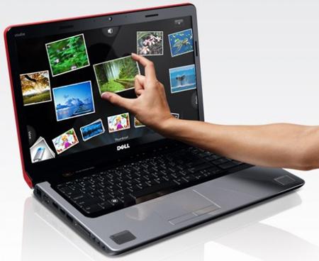 dell studio 17 touch 1 - Dell Studio 17 com tela multitáctil