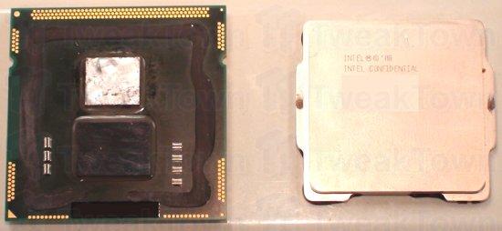 intel core i3 on cpu igp tt - Foto do novo Intel Core i3
