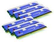 kingston ddr3 1600 12gb nov09 - Kingston lança um kit de 12GB de DDR3 a 1600MHz