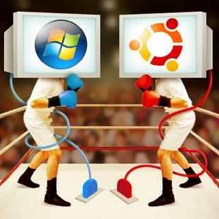 ubuntu vs vista - Tempo de arranque de Win 7, Vista e Ubuntu