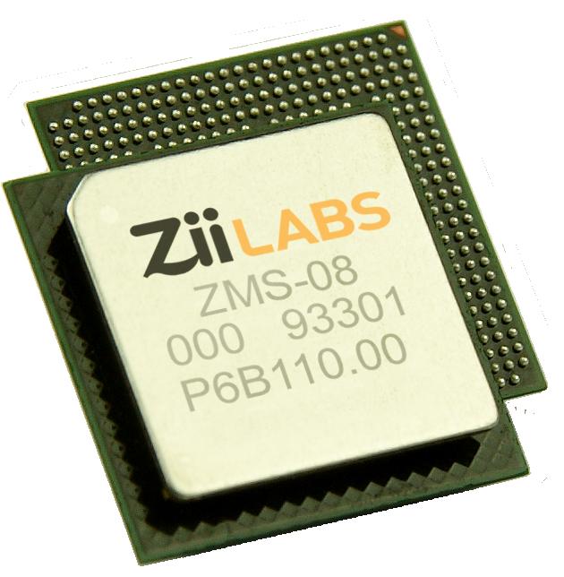 zms08 processor 02 - ZiiLABS anuncia novo processador para netbooks