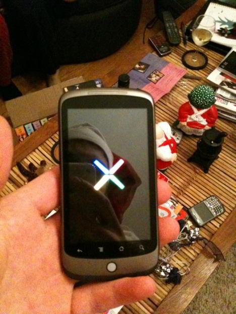 49239592 - Nexus One – o Google Phone aparece em cena