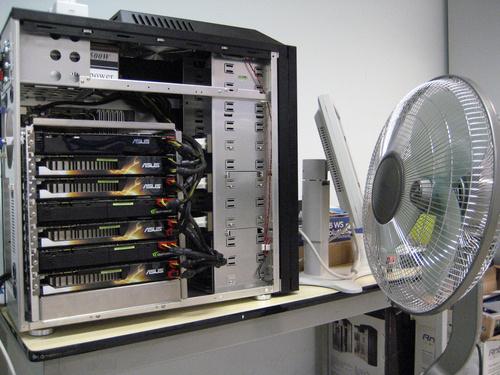 500x fastra6 - Um supercomputador em um desktop