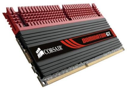 corsair dominator gt - Corsair lança DDR3 a 2.250 MHz
