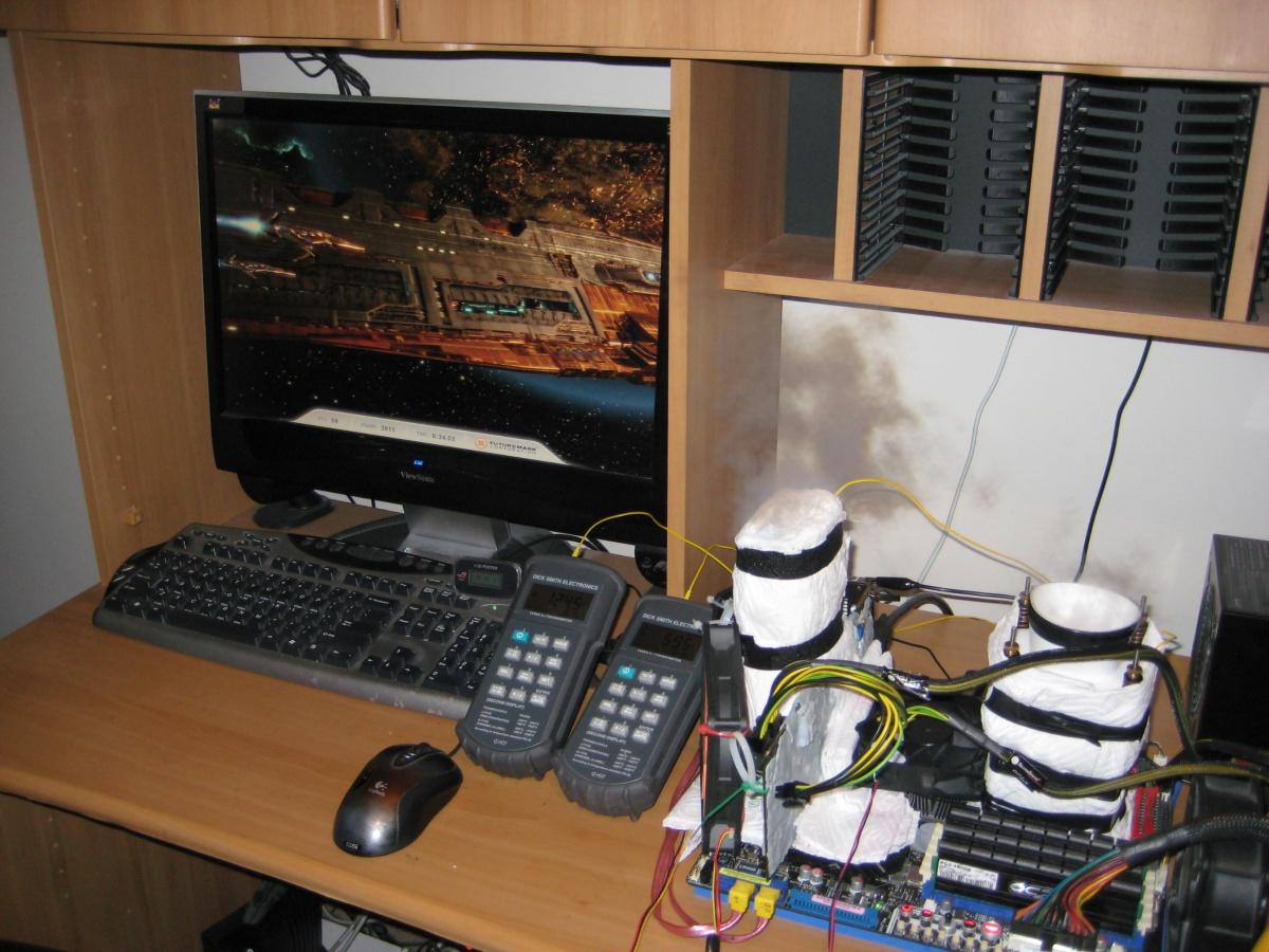 msi radeon HD5870 1380mhz 01 - MSI Radeon HD 5870 overclockeada a 1380Mhz