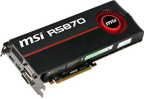 msi radeon HD5870 1380mhz 03 - MSI Radeon HD 5870 overclockeada a 1380Mhz
