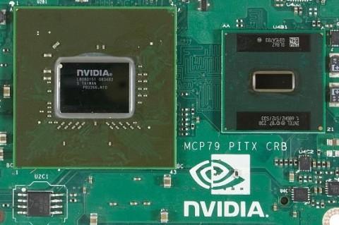 nvidia ion geforce 9400m 480x319 - ION 2 será de 5 a mais 10 vezes rápido que o integrado Intel