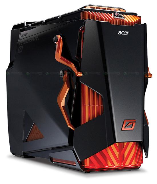 Acer Aspire G Predator - Acer Aspire G Predator se atualiza com novos Core i7 e gráficas NVIDIA