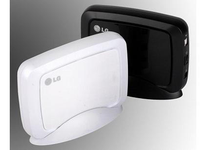 LG chic - Disco duro externo LG XG1 Chic