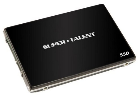 Super Talent TeraDrive FT2 SSD - Super Talent com novos SSD