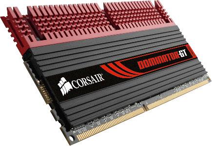 dominatorgtx1 2GB 2400 - Corsair anuncia seus Dominator GTX1 DDR3 a 2400Mhz