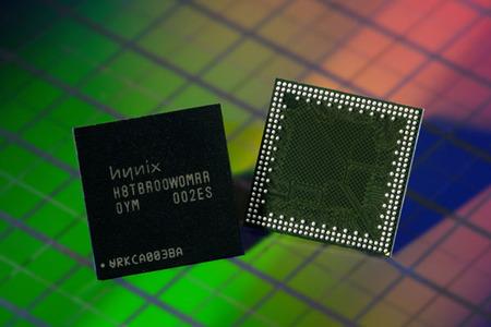Chips DDR2 de baixo consumo Hynix 2Gb