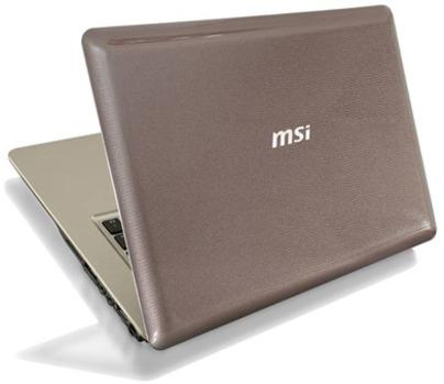msi xslim x420 - MSI X-Slim X420, com 9 horas de autonomia
