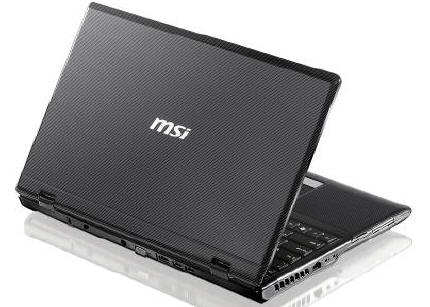 msi01 - Notebook MSI CX705 e CX605 com DirectX11.