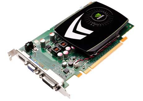 GeForce GT 320 med 3qtr - A NVIDIA introduz a GeForce GT 320, 330 e 340 para OEM