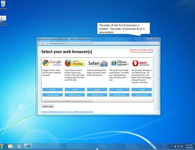 clip image002 136F9F12 - Janela de eleição de navegador de Windows 7.