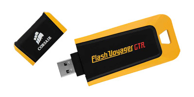 Corsair anuncia seus novos Flash Voyager GTR de 128GB