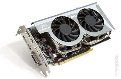 msihawx - MSI mostra suas Radeon HD 5770 HAWK