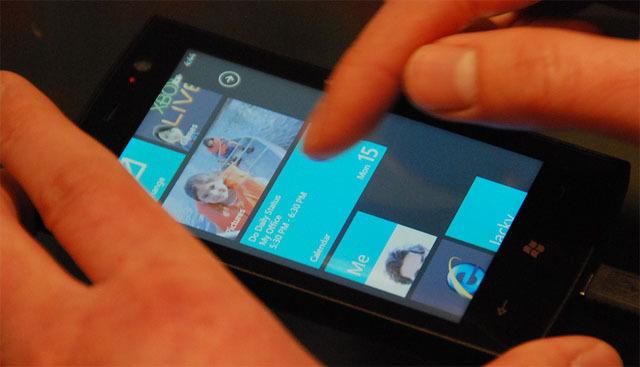 windowsphone7 - Windows Phone 7 Framework