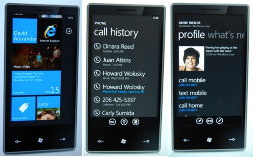 windowsphone7series - Novidades de Windows Phone 7.