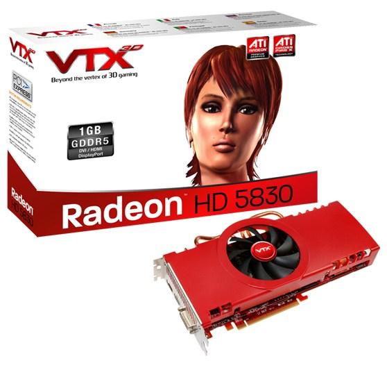 120a - VTX3D lança sua HD 5830 personalizada