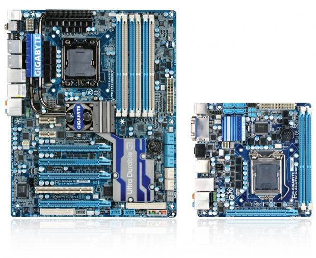 14557 01 - Gigabyte Mini-ITX prepara com USB 3.0