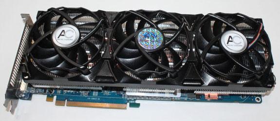 Sapphire Radeon HD 5970 4GB 01 - Primeiras fotos da Sapphire HD 5970, impressionante