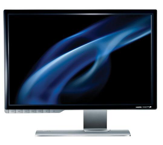 """benq v2400 monitor - Mais três monitores de 24"""" BenQ"""